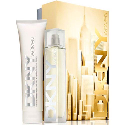 Estuche DKNY Woman Edp + Regalo Body Milk