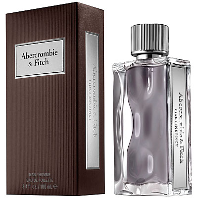 Abercrombie & Fitch First Instinct for Men Edt
