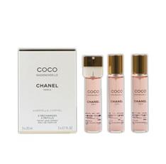 Chanel Coco Mademoiselle Edp 3x20 ml Recarga