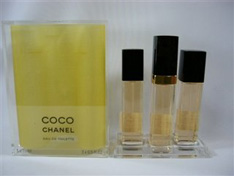 Chanel Coco Edt 3x15 ml Recarga
