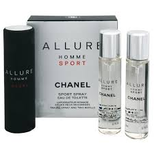 Chanel Allure Homme Sport 3x20 ml Recarga
