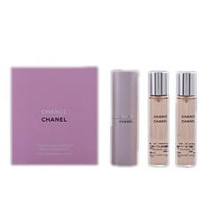 Chanel Chance Edt 3 X 20 ml