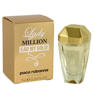 Miniatura Original Lady Million Eau My Gold Edt 7 ml