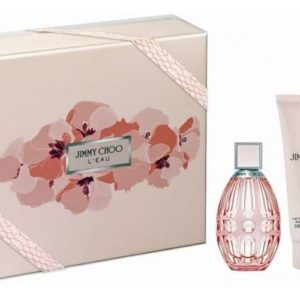 Estuche Jimmy Choo L'Eau Edt 60 ml + Loción Corporal 100 ml