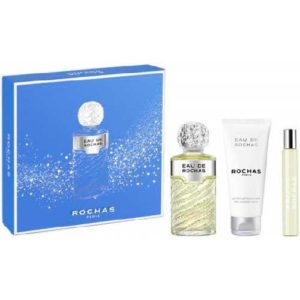Estuche Rochas Edt 100ml + Body Lotion 100ml + Miniature 20ml