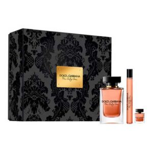 Dolce & Gabbana The Only One Edp 100ml Gift Set Miniature 10ml + Megaspritzer 7.5ml
