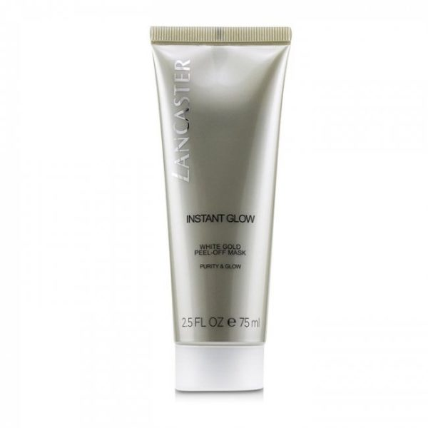 Lancaster Instant Glow White Gold Peel-Off Mask
