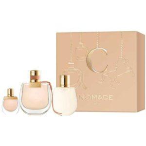 Chloe Nomade Edt 75 ml Gift Set Body Lotion 50 ml + Miniature 30 ml