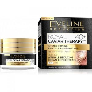 Eveline Royal Caviar Therapy 40+ Luxury Intensely Regenerating Cream-Concentrate 50ml