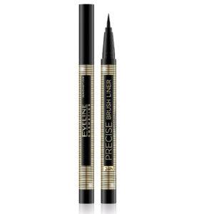 Eveline Precise Brush Liner 24H Deep Black
