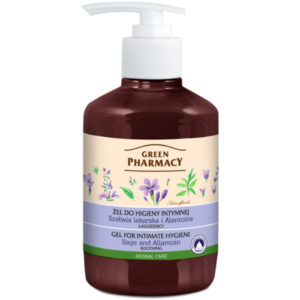 Green Pharmacy Gentle Facial Wash Gel 270ml