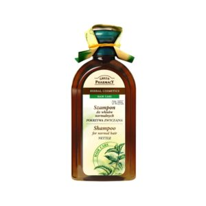 Green Pharmacy Shampoo Against Hair Loss Greater Burdock