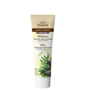 Green Pharmacy Olive Hand and Nail Cream