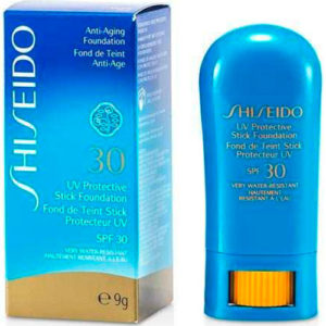 Shiseido UV Protective Stick Foundation SPF30