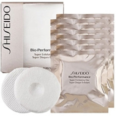 Shiseido Bio-Performance Super Exfoliante Discos