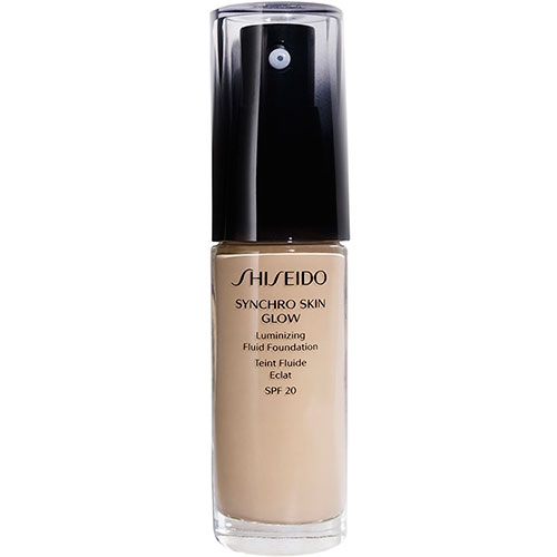 Shiseido Maquillaje Synchro Skin Glow Luminizing Fluid Foundation Spf20 30 ml