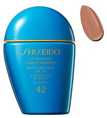Shiseido Maquillaje Bronceador Fluido Spf-30