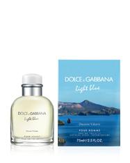 Dolce & Gabbana Light Blue Homme Discover Vulcano Edt