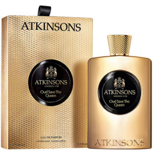 Atkinsons Oud Save the Queen Edp 100 ml