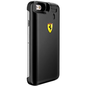 Ferrari Black Funda Para Iphone 6/6S