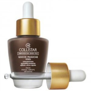 Collistar Bronceador Facial gotas 50 ml