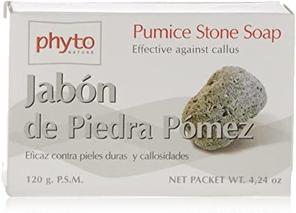 Phyto Nature Piedra Pomez Jabon Pastilla