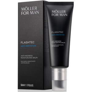 Möller for Man Flashtec Anti-Irritation Bálsamo Hidratante Antirojeces 50 ml