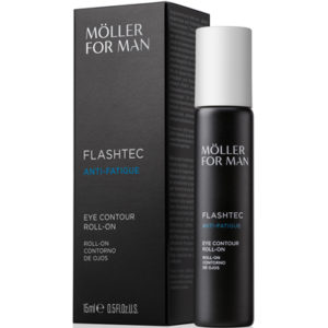Möller for Man Flashtec Anti-Fatigue Roll-On Contorno de Ojos 15 ml