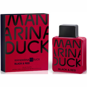 Mandarina Duck Black & Red Edt