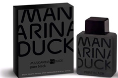 Mandarina Duck  Black Edt