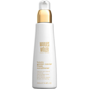 Marlies Moller Beauty Haircare Luxury Golden Mascarilla de Caviar 200 ml