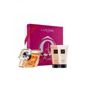Estuche Trésor de Lancôme Eau de Parfum 50ml + Gel de Ducha 50ml + Loción Corporal 50ml