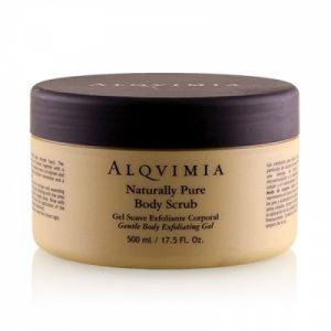 Alqvimia Naturally Pure Body Scrub