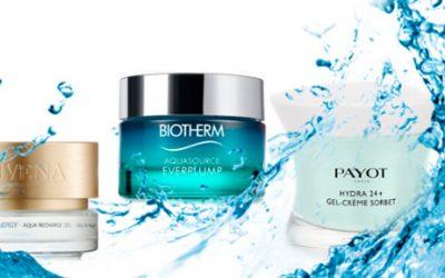 ¿Tu piel tiene sed? Conoce las nuevas texturas sorbete.