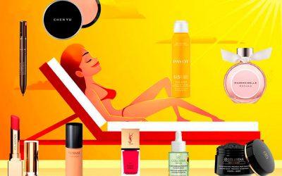 10 Productos de belleza Estrella Para Este Verano