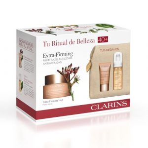 Estuche Clarins Extra Firming Piel Seca 50 ml + Regalo