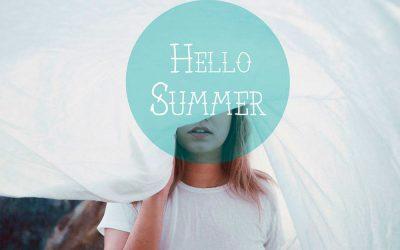 Rutina de belleza en verano