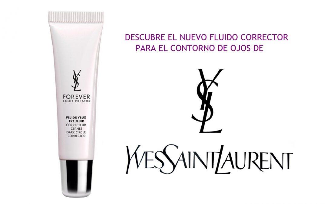 Nuevo Fluido Corrector para el Contorno de Ojos de Yves Saint Laurent